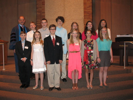Youth - Confirmation 2014